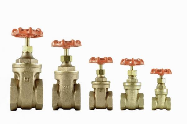 Brass Gate Valve Steel Pipes Amp Fittings