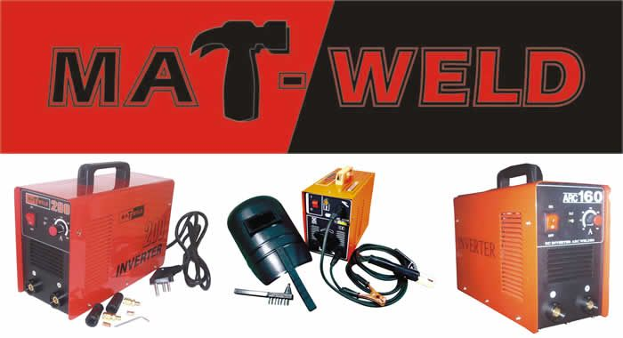 Mat Weld - welding products and accessories for welding