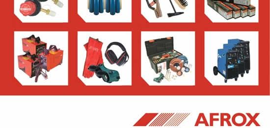 Afrox - Safe welding products