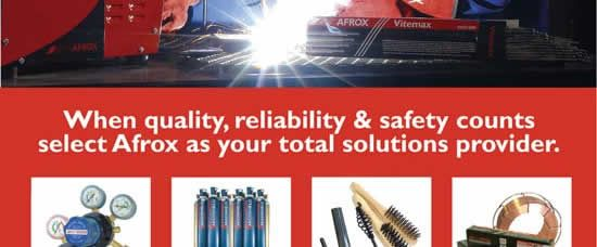 Afrox - Reliable welding products